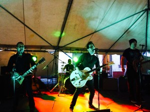 Rockin' out at NewC Fest 2014