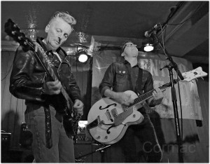 Keith and Pete Holidai, Whelan's, Dublin, June 2015 Credit Cormac Moore Rocktastic Photography