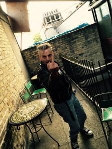 Testing 1,2... Up Your Anti (single launch) - Whelan's, Dublin, June 2015